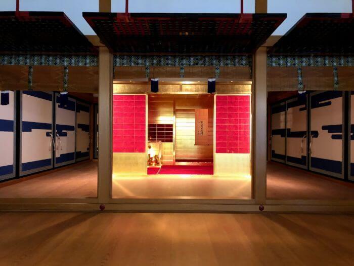 MOA美術館の黄金の茶室